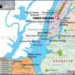 new york map times square 4 150x150 New York map times square