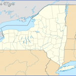 new york map us 14 150x150 New York map us