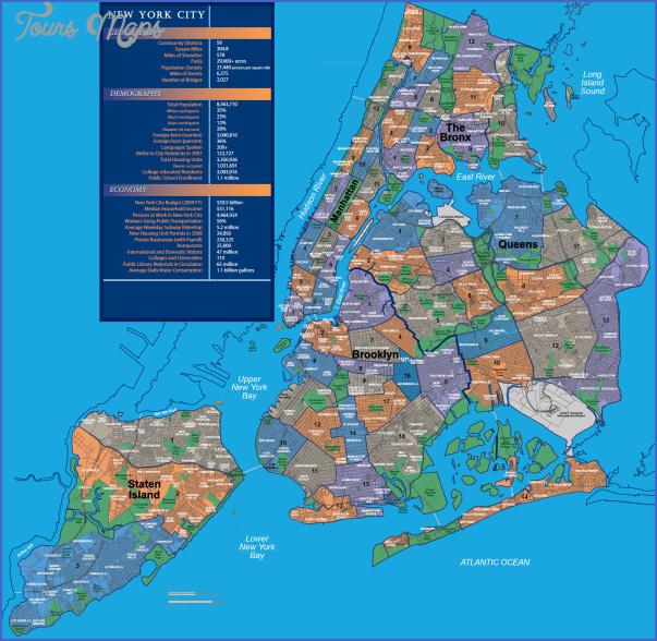 new york neighborhood map  3 New York neighborhood map