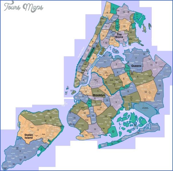 new york neighborhood map  4 New York neighborhood map