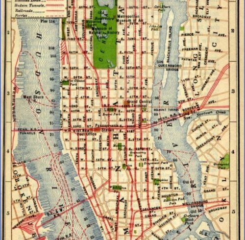 map of manhattan neighborhoods with streets Archives ToursMapsCom – Map of Manhattan Neighborhoods with Streets