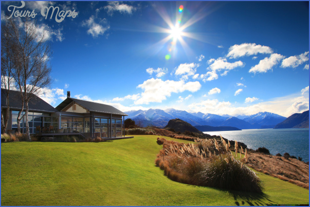 new zealand luxury all season lodge Travel to New Zealand
