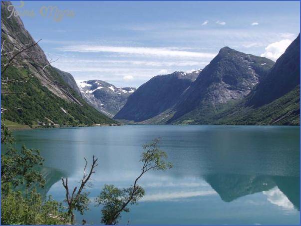 norway flord NORWAY