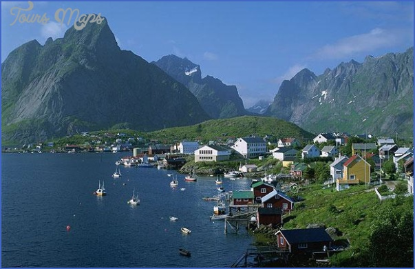 norway village 1446420i NORWAY