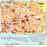 orleans map 150x150 France Map Tourist Attractions