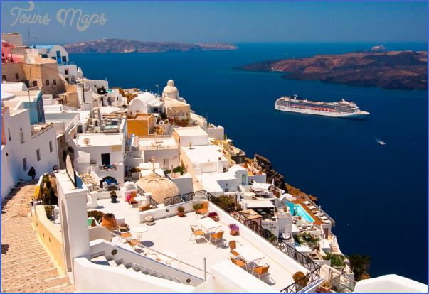 santorini island greece GREECE