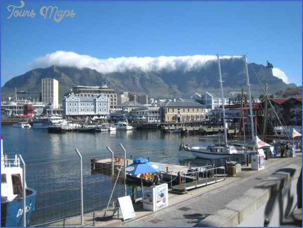 the beauty of table mountain in cape town south africa6 THE REPUBLIC OF SOUTH AFRICA