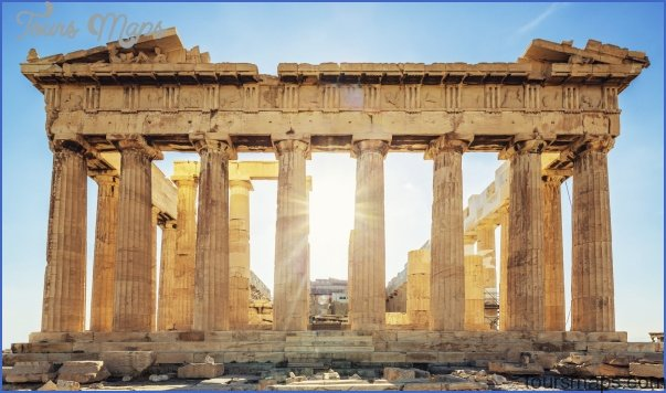 who rebuilt the parthenon