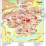 toledo map 0 150x150 Spain Map Tourist Attractions