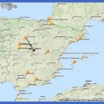 tourist attractions in spain map 1 150x150 Spain Map Tourist Attractions