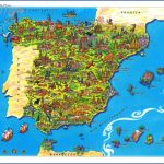 tourist map of spain 150x150 Spain Map