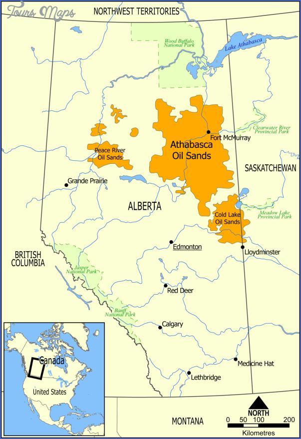 athabasca map 0 ATHABASCA MAP
