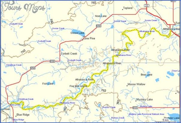 athabasca map 10 ATHABASCA MAP