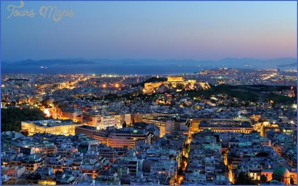 athens travel destinations  2 Athens Travel Destinations