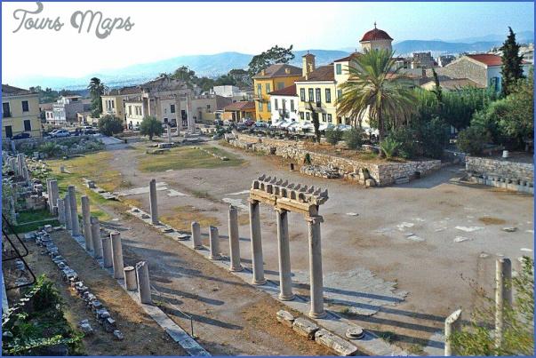 athens travel destinations  7 Athens Travel Destinations