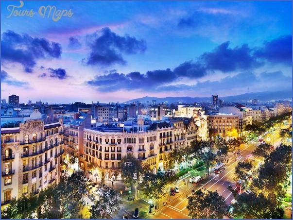 barcelona  7 BARCELONA