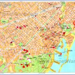 barcelona map tourist attractions 2 150x150 Barcelona Map Tourist Attractions