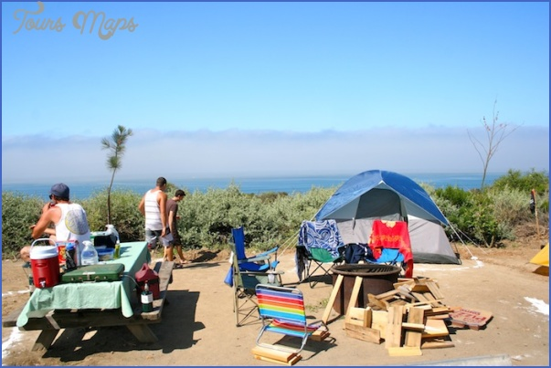 camping press releases southern california best beach campgrounds