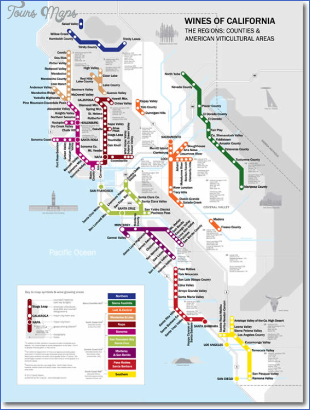 california metro map 0 California Metro Map