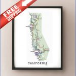 california subway map 11 150x150 California Subway Map
