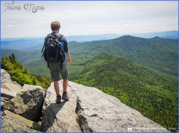 camels hump forest reserve map vermont 11 CAMELS HUMP FOREST RESERVE MAP VERMONT