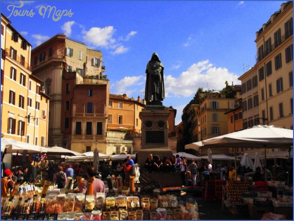 campo de fiori rome nightlife guide - photo#1