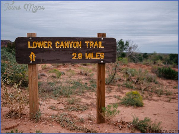 caprock canyons state park map texas 13 CAPROCK CANYONS STATE PARK MAP TEXAS