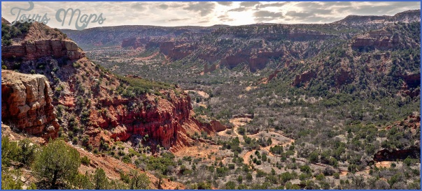 caprock canyons state park map texas 3 CAPROCK CANYONS STATE PARK MAP TEXAS