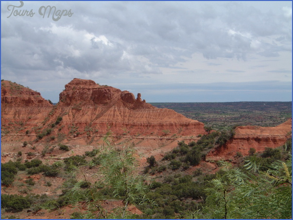 caprock canyons state park map texas 4 CAPROCK CANYONS STATE PARK MAP TEXAS