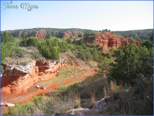 caprock canyons state park map texas 5 CAPROCK CANYONS STATE PARK MAP TEXAS