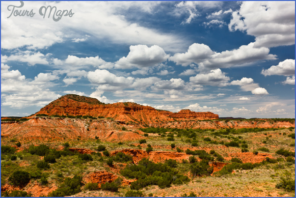 caprock canyons state park map texas 7 CAPROCK CANYONS STATE PARK MAP TEXAS