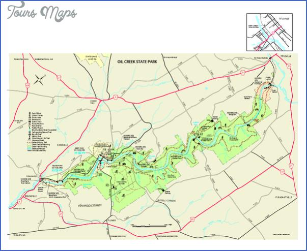 clear creek state map pennsylvania 7 CLEAR CREEK STATE  MAP PENNSYLVANIA