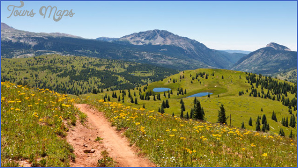 colorado trail 14 COLORADO TRAIL