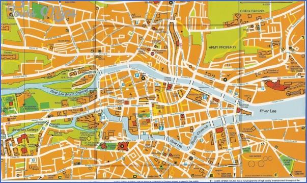 cork map 2 Cork Map