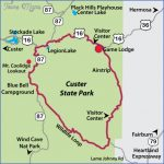 custer state park map south dakota 9 150x150 CUSTER STATE PARK MAP SOUTH DAKOTA