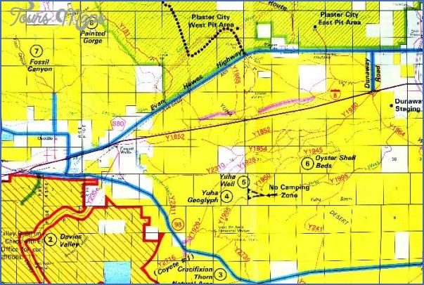 desert trail map california 5 DESERT TRAIL MAP CALIFORNIA