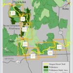 desert trail map oregon 5 150x150 DESERT TRAIL MAP OREGON