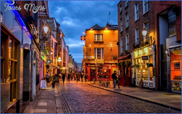 dublin travel destinations  2 Dublin Travel Destinations