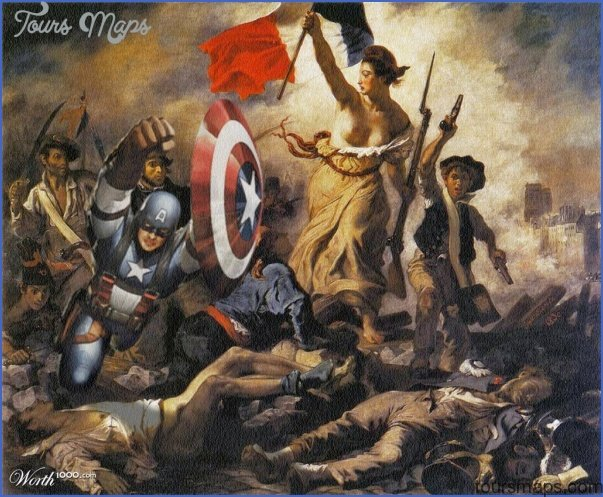 FRENCH REVOLUTION AND NAPOLEON - ToursMaps.com