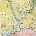 GLEN CANYON NATIONAL RECREATION AREA MAP UTAH_0.jpg
