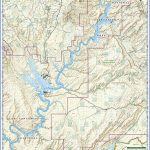 GLEN CANYON NATIONAL RECREATION AREA MAP UTAH_7.jpg