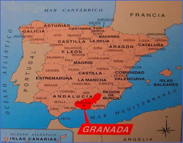 правил гранада испания на карте уеду-ка жить Питер