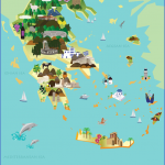 greece map tourist attractions 4 150x150 Greece Map Tourist Attractions
