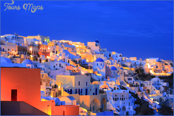 greece travel destinations  5 Greece Travel Destinations