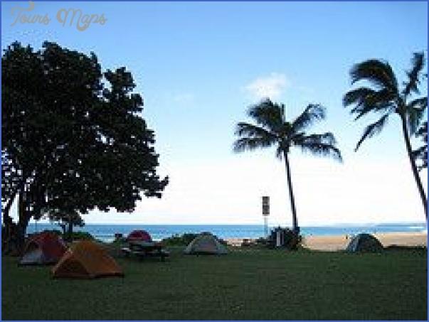 hawaii camping places 7 HAWAII CAMPING PLACES