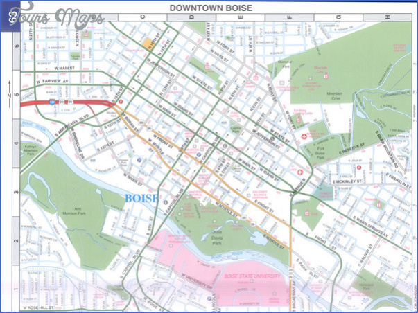 idaho subway map 0 Idaho Subway Map