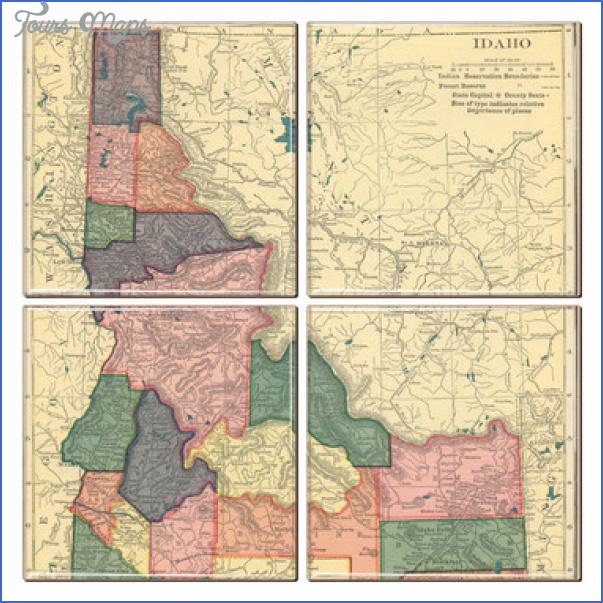 idaho subway map 3 Idaho Subway Map