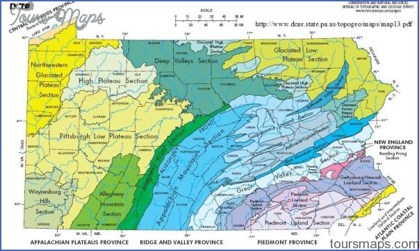 laurel highlands hiking trail topo map Archives - ToursMaps com ®