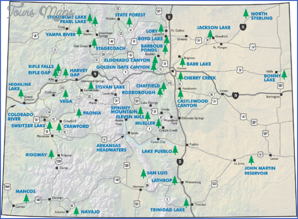 State Parks In Arkansas Map.Lory State Park Map Colorado Toursmaps Com