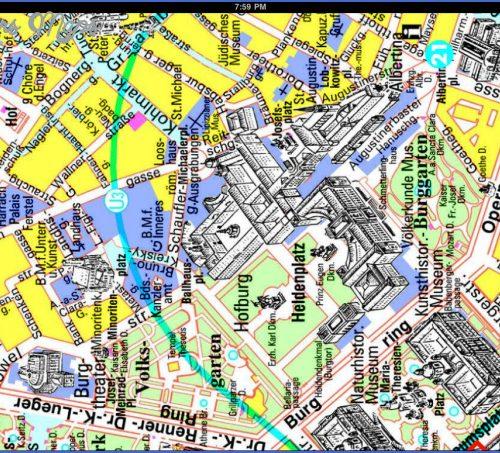 Luxembourg City Tourist Map My blog